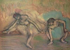 Image: Edgar Degas